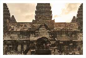 アンコールワット - カンボジア