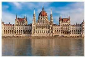 国会議事堂 - ハンガリー・ブダペスト